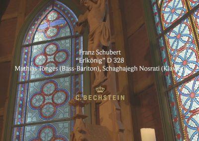"""Franz Schubert: """"Erlkönig"""" D 328 Kirche"""