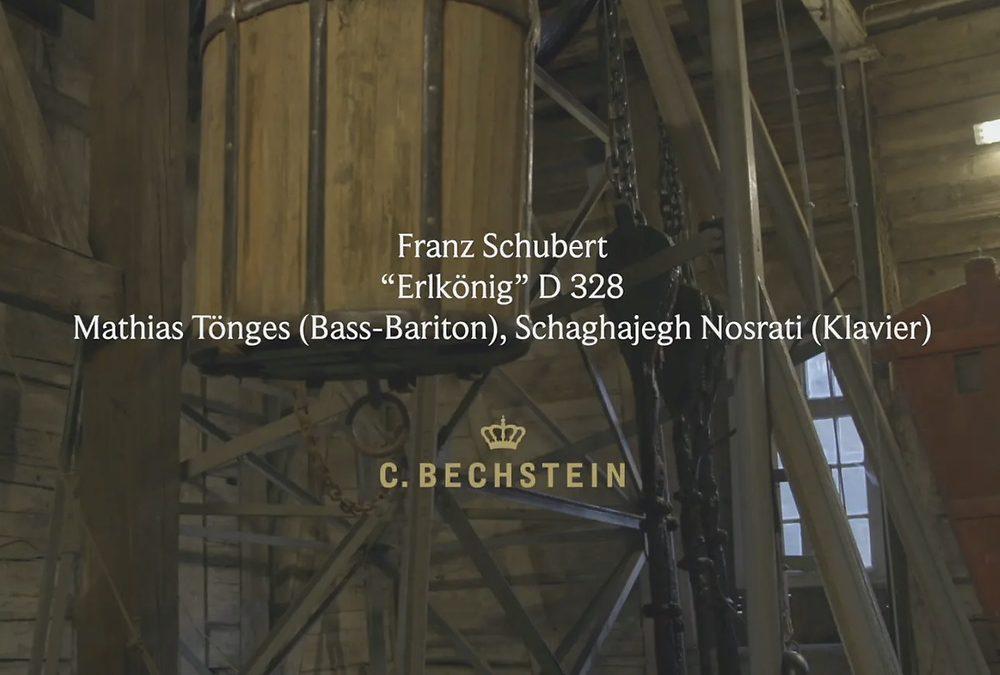 "Franz Schubert: ""Erlkönig"" D 328 Grube Samson"