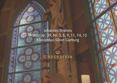 Johannes Brahms: Walzer op. 39 (Auswahl) Kirche