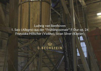 "Ludwig van Beethoven: 1. Satz (Allegro) aus der ""Frühlingssonate"" F-Dur op. 24 Grube Samson"
