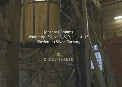 Johannes Brahms: Walzer op. 39 (Auswahl) Grube Samson