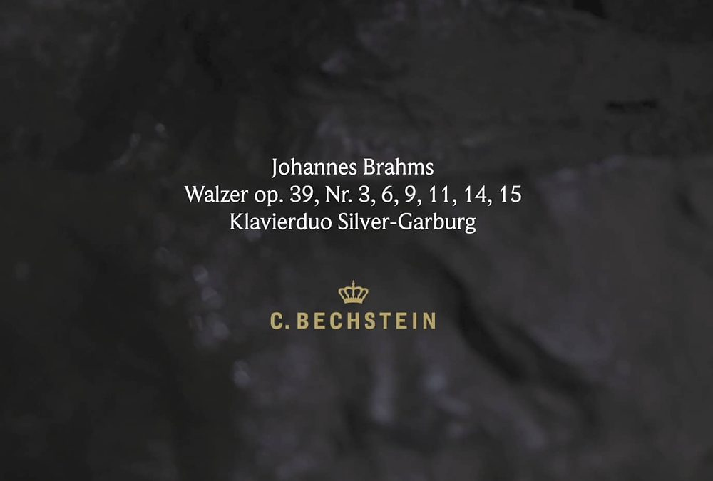Johannes Brahms: Walzer op. 39 (Auswahl) Iberg